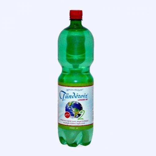 lugox 40, másfél literes lúgos víz